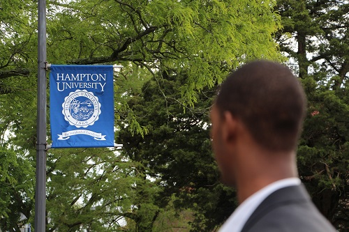 Hampton University Students
